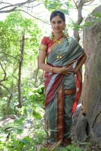 Actress Bhanu Mehra in Chilkur Balaji Movie Latest Images