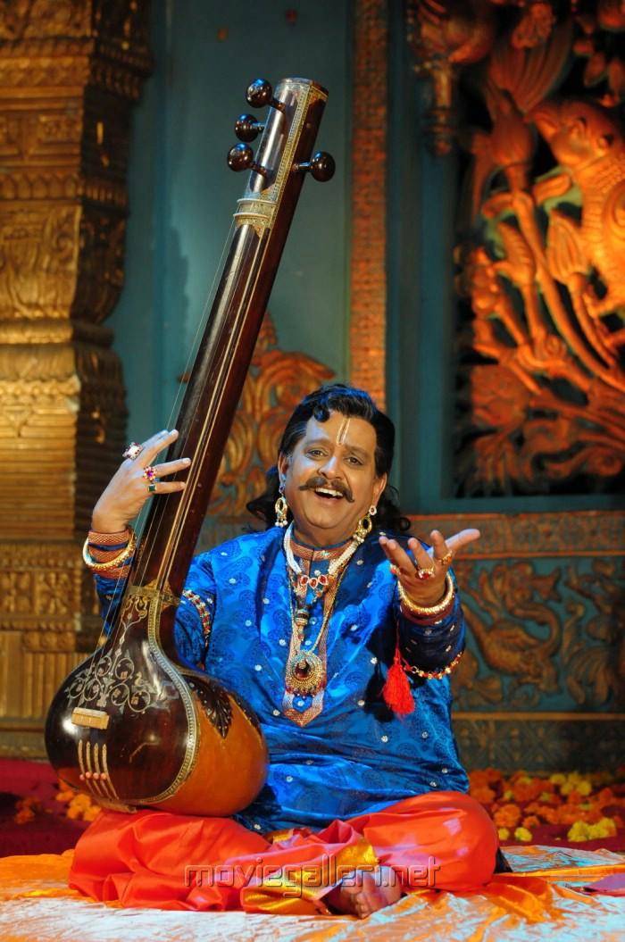 SP Balasubramaniam in Chilkur Balaji Movie New Stills