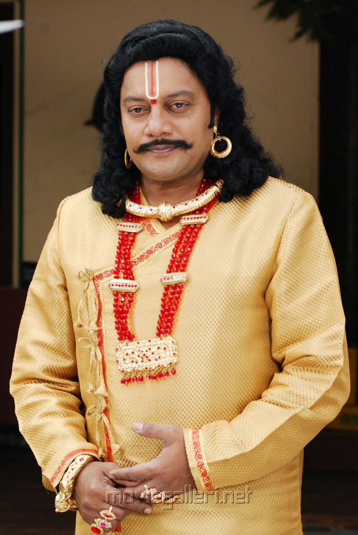 Sai Kumar in Chilkur Balaji Movie New Stills