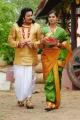 Sai Kumar, Bhanu Mehra in Chilkur Balaji Movie Stills