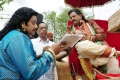 SPB, Sai Kumar in Chilkur Balaji Movie Stills