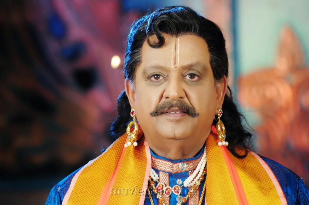 SPB in Chilkur Balaji Movie Stills