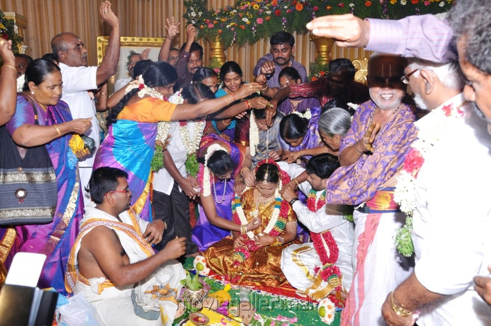 the gallery for gt santhanam marriage photos