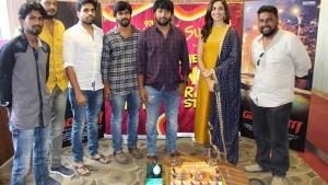 China Tamil Movie Audio Launch Stills