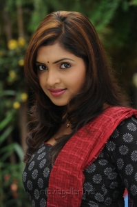 Actress Sanchita Padukone in Chinababu Telugu Movie Stills