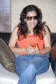 Chinmayi Ghatrazu at Lovely Success Meet