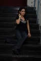 Chinmayi Ghatrazu in Black T Shirt & Jeans