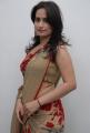 Chinmayi Ghatrazu in Saree Latest Stills