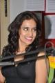Chinmayi Ghatrazu Hot Pics in Black Dress