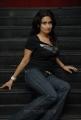 Chinmayi Ghatrazu Hot Latest Photoshoot Stills in Black Dress