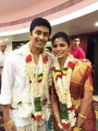 Rahul Ravindran & Singer Chinmayi Marriage Photos