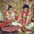 Tamil Singer Chinmayi Rahul Marriage Photos