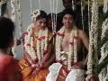 Singer Chinmayi Rahul Ravindran Marriage Photos