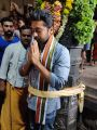 Suriya @ Chinna Babu Movie Team at Simhachalam Temple Vizag Photos