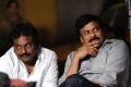 VV Vinayak, Chiranjeevi at Naayak Movie Shooting Spot Stills