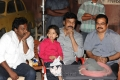 Chiranjeevi at Nayak Movie Shooting Spot Stills