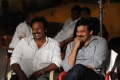VV Vinayak, Chiranjeevi at Nayak Movie Shooting Spot Stills