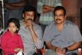 Chiranjeevi, DVV Danayya at Nayak Movie Shooting Spot Stills
