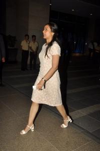 Namrata Shirodkar @ Chiranjeevi 61st Birthday Party Park Hyatt Photos