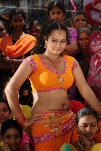 Chirutha Puli Movie Hot Stills