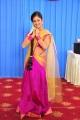 Telugu Actress Chiry Latest Photo Shoot Stills In Saree