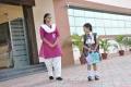 Sara Arjun, Vasundhara in Chithiraiyil Nilachoru Movie Stills