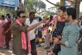 Prashanth, Sara Arjun, Anu Mohan in Chithiraiyil Nilachoru Movie Stills