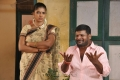 Vasundhara, Ganja Karuppu in Chithiraiyil Nilachoru Movie Stills