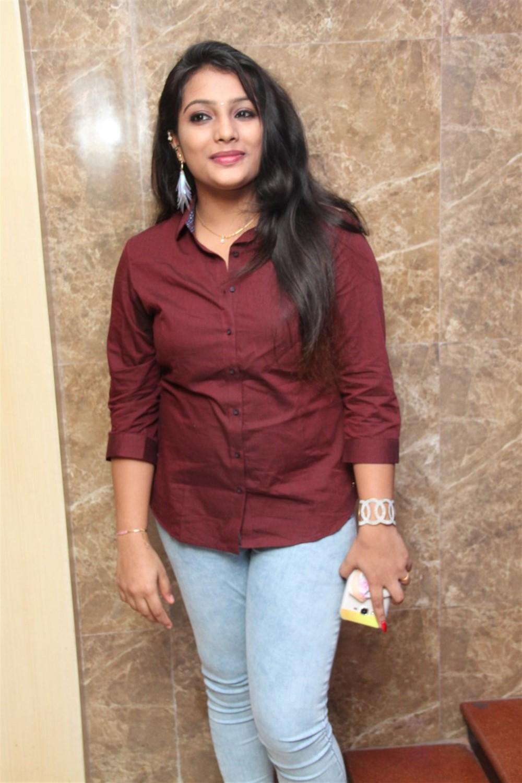 Actress Sumathi @ Chithirame Solladi Audio Launch Stills