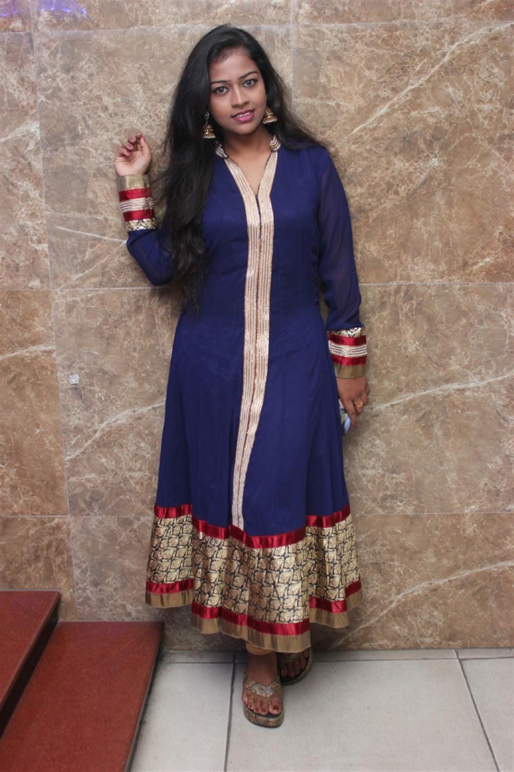 Actress Gopika Nair @ Chithirame Solladi Audio Launch Stills