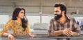 Kalyani Priyadarshan, Sai Dharam Tej in Chitralahari Movie Images HD