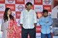 Nivetha Pethuraj, Naveen Yerneni, Y Ravi Shankar @ Chitralahari Movie Teaser Launch Stills