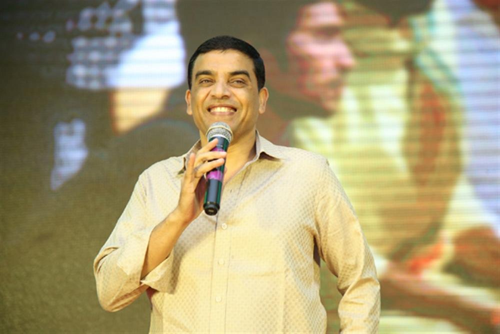 Dil Raju @ Chitralahari Success Celebrations Photos