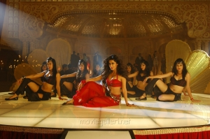 Actress Chitrangada Singh Hot Stills in Anjaan Movie