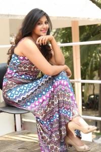 Actress Anjali @ Chitrangada Movie Teaser Launch Photos