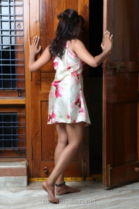 Actress Tejaswi Madivada in Chocobar Tamil Movie Stills