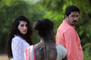 Jai Akash, Archana in Chocolate Telugu Movie Stills