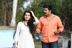 Archana Veda, Jai Akash in Chocolate Telugu Movie Stills