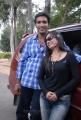 Tarakaratna, Madhavi Latha at Choodalani Cheppalani On Location Stills