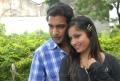 Tarakaratna, Madhavi Latha at Chudalani Cheppalani Shooting Spot Stills