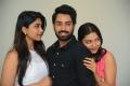 Malavika Satheesan, Shiva Kandukuri, Varsha Bollamma @ Choosi Choodangane Movie Press Meet Stills