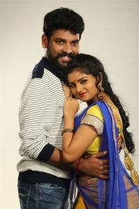 Vimal, Karronya Katrynn in Chozhanattan Movie Stills