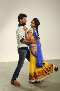 Vimal, Karuna Katherine in Chozhanattan Movie Stills