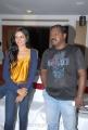 Vimala Raman, Kanmani at Chukkalanti Abbai Chakkanaina Ammai Movie Press Meet Stills