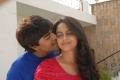 Srinivas, Simmi Das in Churaka Telugu Movie Stills
