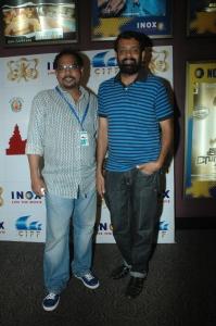 SS Stanley, Vasanth @ CIFF 2013 Red Carpet @ INOX Day 2 Stills