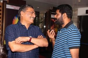 Vasanth @ CIFF 2013 Red Carpet @ INOX Day 2 Stills
