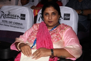 Actress Sripriya @ CIFF 2013 Red Carpet @ INOX Day 2 Stills