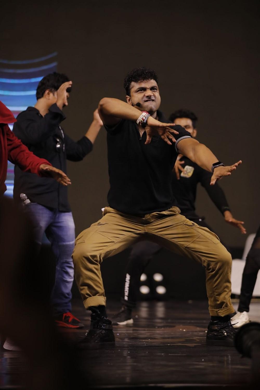 Devi Sri Prasad Dance @ Cine Mahotsavam 2019 Event Stills