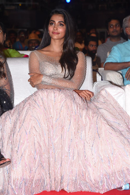 Pooja Hegde @ Cine Mahotsavam 2019 Event Stills